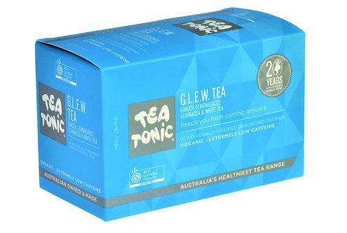 G.L.E.W. (Ginger, Lemongrass, Echinacea & White Tea) Teabags
