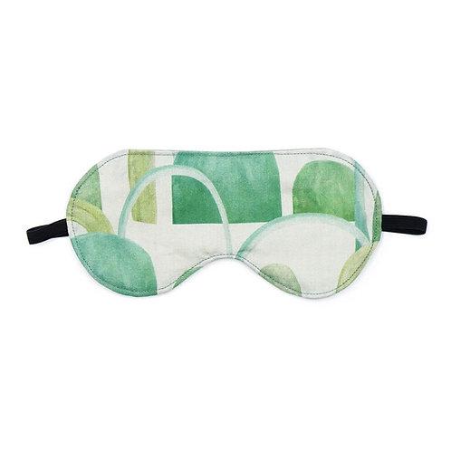 Eye Mask - Arches Green