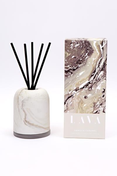 Serenity Lava Diffuser - Vanilla Caramel