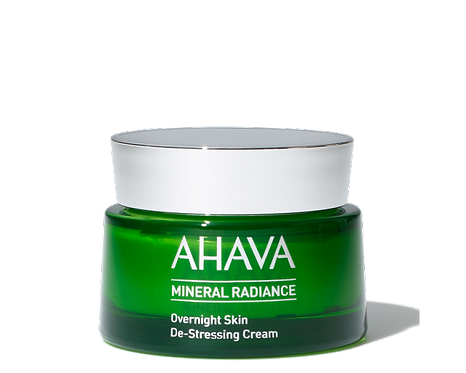 Mineral Radiance Overnight De-Stressing Cream