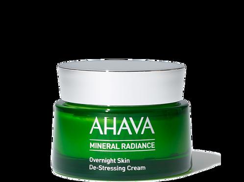 Mineral Radiance Overnight De-Stressing Cream