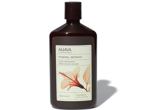 Mineral Botanic Velvet Cream Body Wash - Hibiscus + Fig