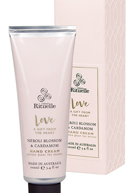 LOVE - Neroli Blossum & Cardamom Hand Cream