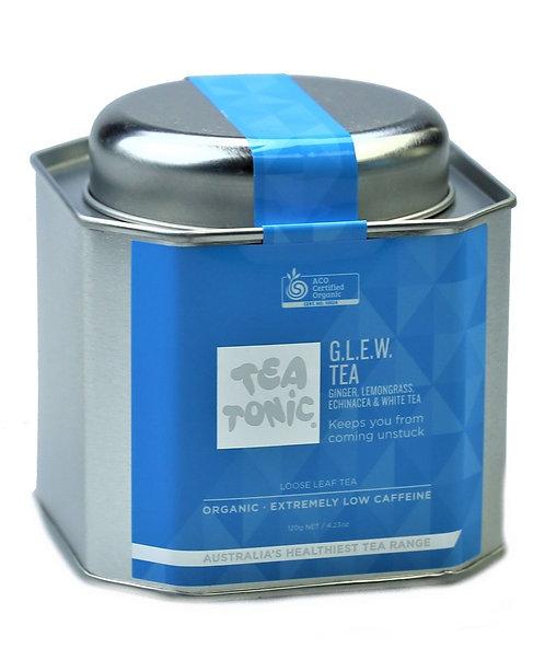 G.L.E.W. (Ginger, Lemongrass, Echinacea & White Tea) Loose Leaf Tea
