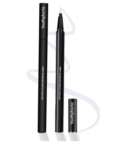 Crystal Clear Adhesive Eyeliner Pen ( 100% Magnetic Lash Compatible)