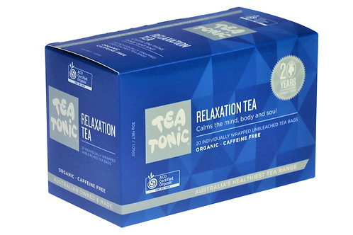 Relaxation Tea Teabags