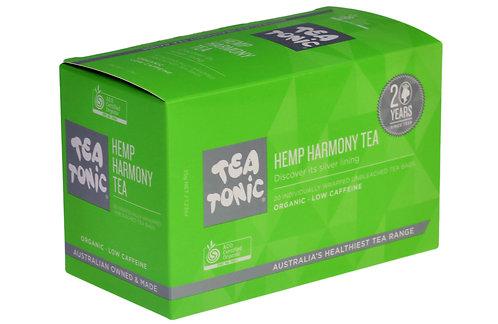 Hemp Harmony Tea Teabags