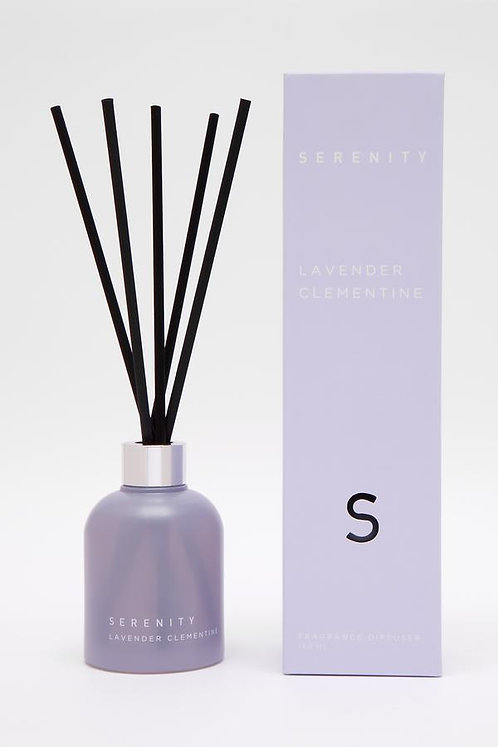 Serenity Frost Diffuser - Lavender Clementine