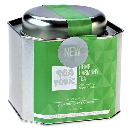 Hemp Harmony Tea Loose Leaf Tin