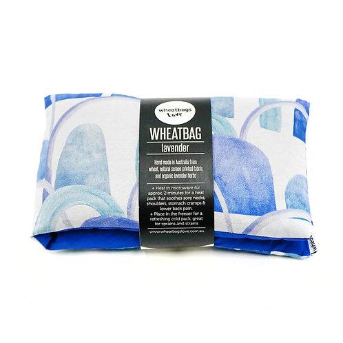 Wheat Bag - Arches Blue