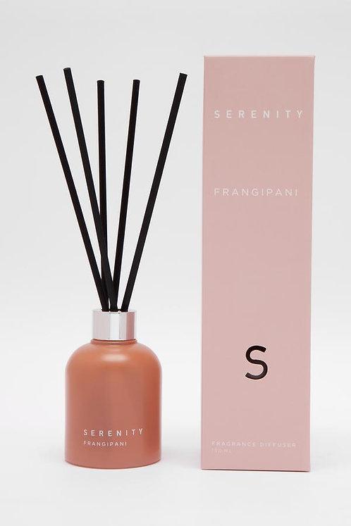 Serenity Frost Diffuser - Frangipani