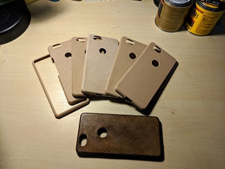 """Wood"" Case for Google Pixel 2"