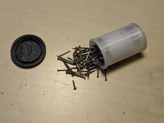 35mm Film Capsule