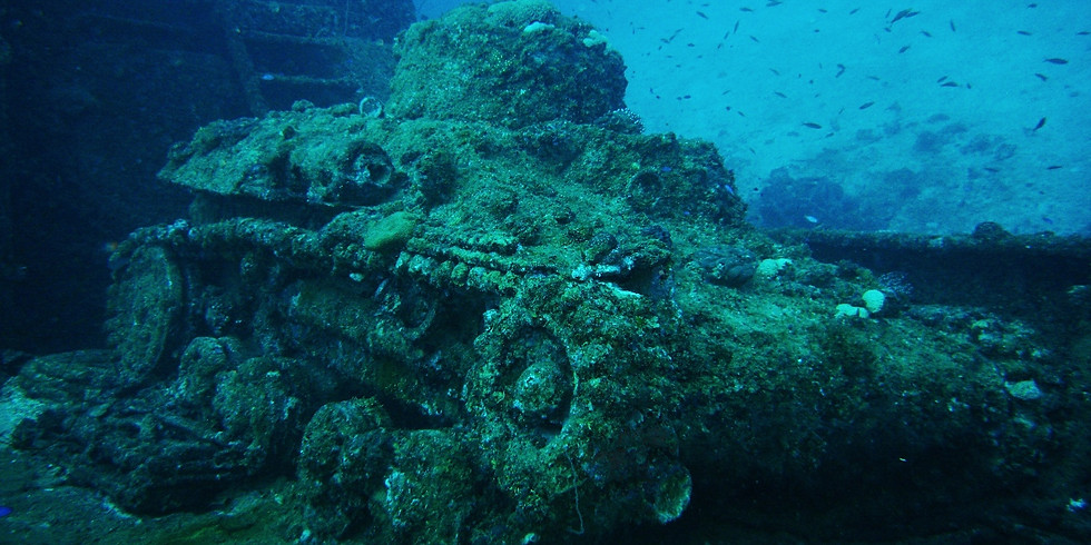 Truk Lagoon Diving Expedition