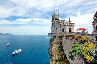Crimea: Acknowledgement of exclusive rights in the territory of Russian Federation