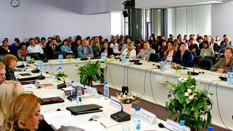 В Москве открылась XIX международная научно-практическая конференция Роспатента, приуроченная к 60-л