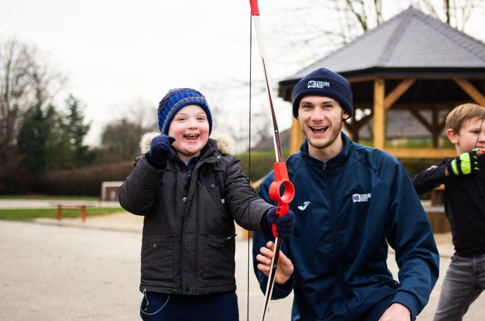 Children's Sporting Activity