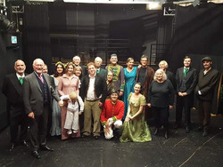 Cast of The Winter's Tale - 2018