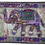 Thumbnail: Purple Patchwork Elephant Wall Hanging
