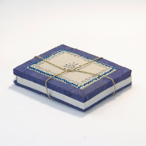 Hand Crafted Paper Book