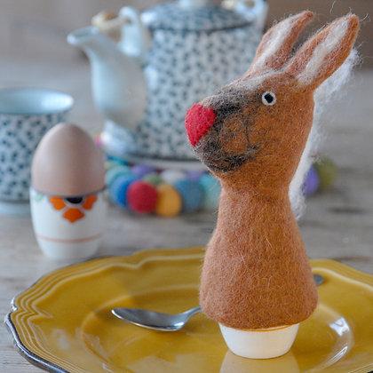 Horse Felt Egg Warmer
