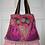 Thumbnail: Pink Patchwork Bell Bag