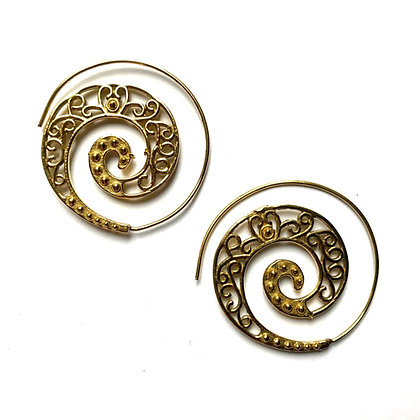 Swirly Swirl Earrings