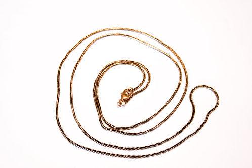 Brass Chain 36''