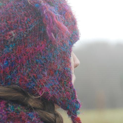 Sari Silk Hat