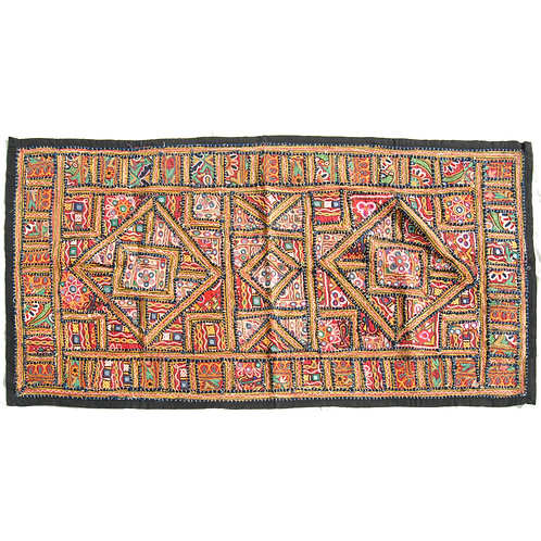 Ahir Hand Embroidered Wall Hanging