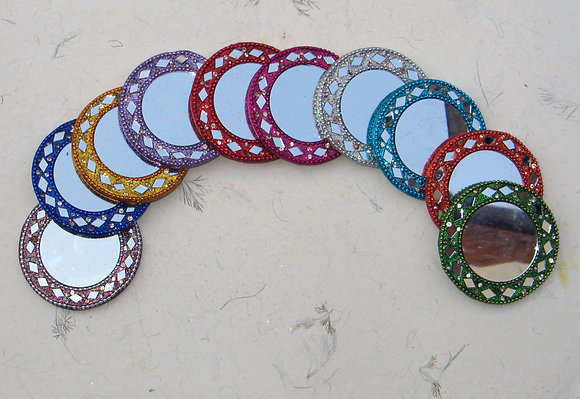 Sparkly Mirror (pack of 3)
