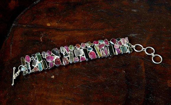 Gorgeous Tourmaline Bracelet