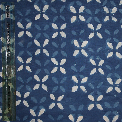 Fabric by the Metre - Hand Block Printed Cotton