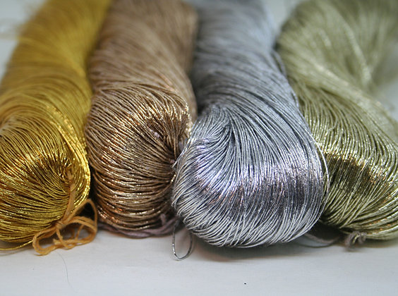 Zari Thread Skein