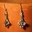 Thumbnail: Classic Amethyst Drop Earrings