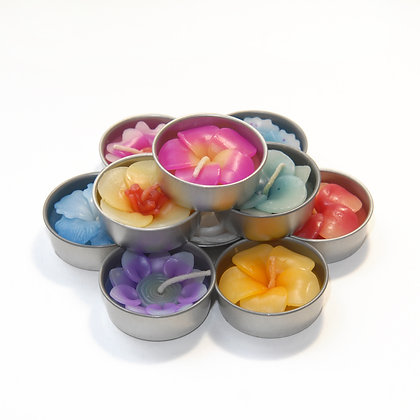 Flower Candle (pack of ten)