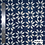 Thumbnail: Indigo Fabric by the Metre - Hand Block Printed Cotton