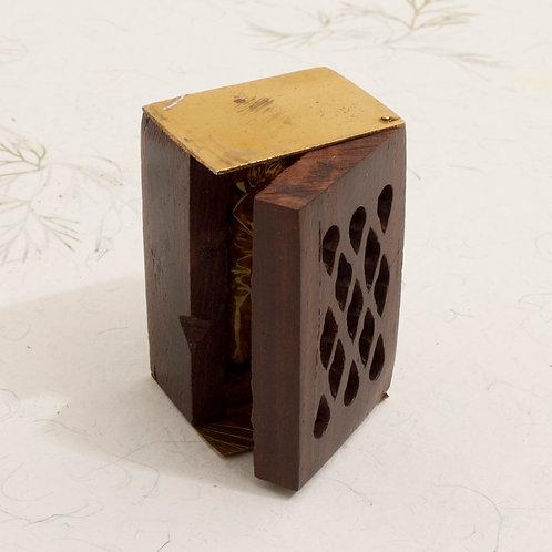Amber Perfume Box