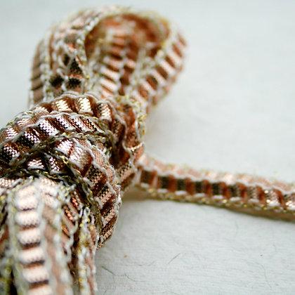 Pleated Ribbon - 2 metre bundles