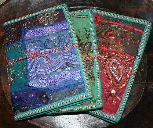 Patchwork Sari Book Large