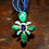 Thumbnail: Malachite, turquoise and kynite cluster.