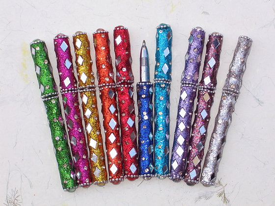 Sparkly Pens (pack of 3)
