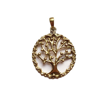 Cherry Tree of Life Pendant