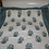 Thumbnail: Blue Flower Single Jaipuri Quilt