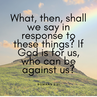 Romans 8: 31