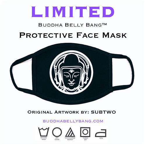 BBB Face Mask (Black)