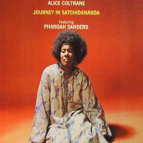"Alice Coltrane - ""Journey In Satchidananda"" LP"