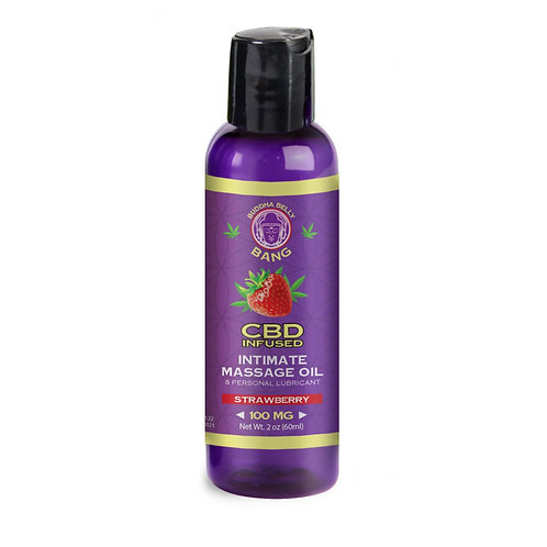 BBB Intimate Massage Oil (60ml)