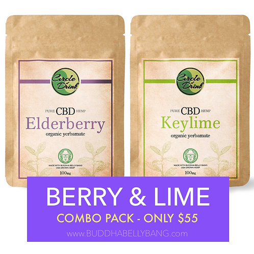 """""""Berry & Lime"""" Combo Pack"""