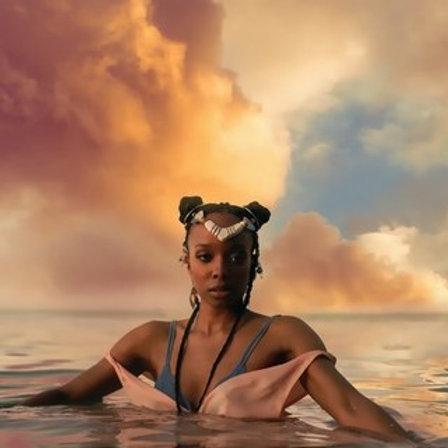 """Jamila Woods - """"HEAVN""""LP (White Vinyl)"""